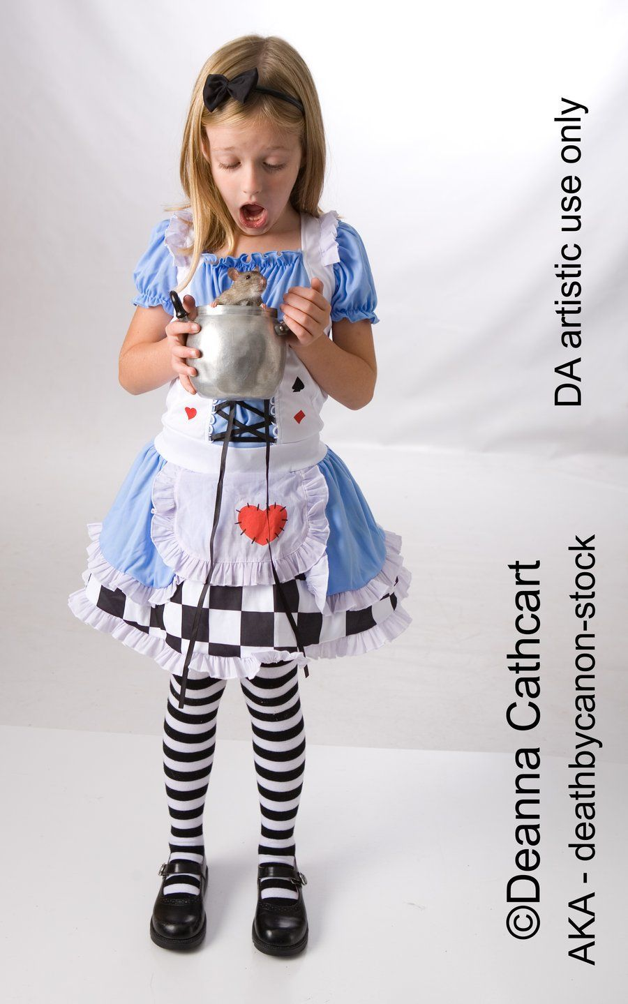 Alice 3 by deathbycanon-stock on DeviantArt