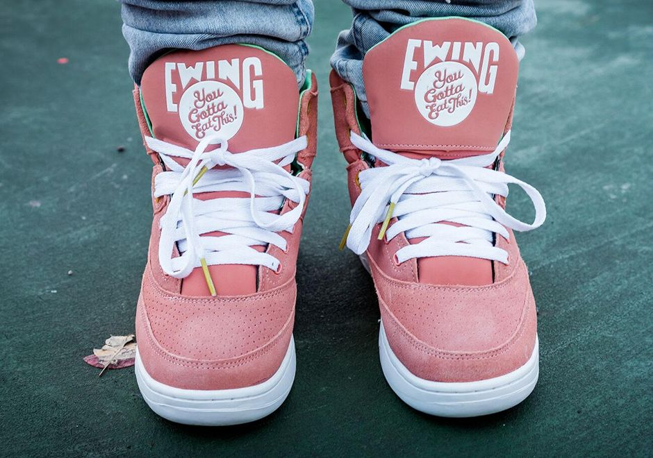Ewing Athletics is collaborating with an unlikely partner to create a new  Ewing 33 Hi colorway inspired by a love of sushi. Bun B and Premium Pete  are the 1bb5c65c8