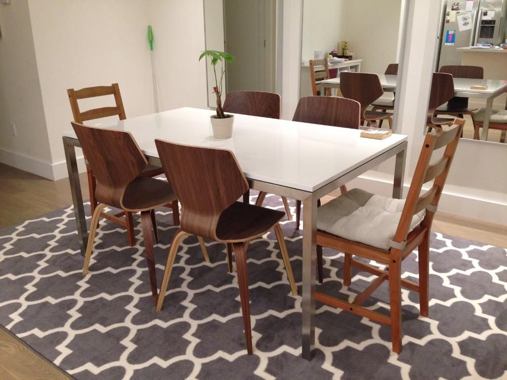 Portica Table With White Quartz Top Home Decor Dining Chairs Decor