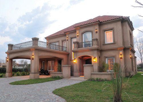 Estudio fern ndez borda m s info y fotos en www for Fachadas de casas estilo clasico
