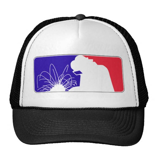 Welding Trucker Hat  c6f3dddb386