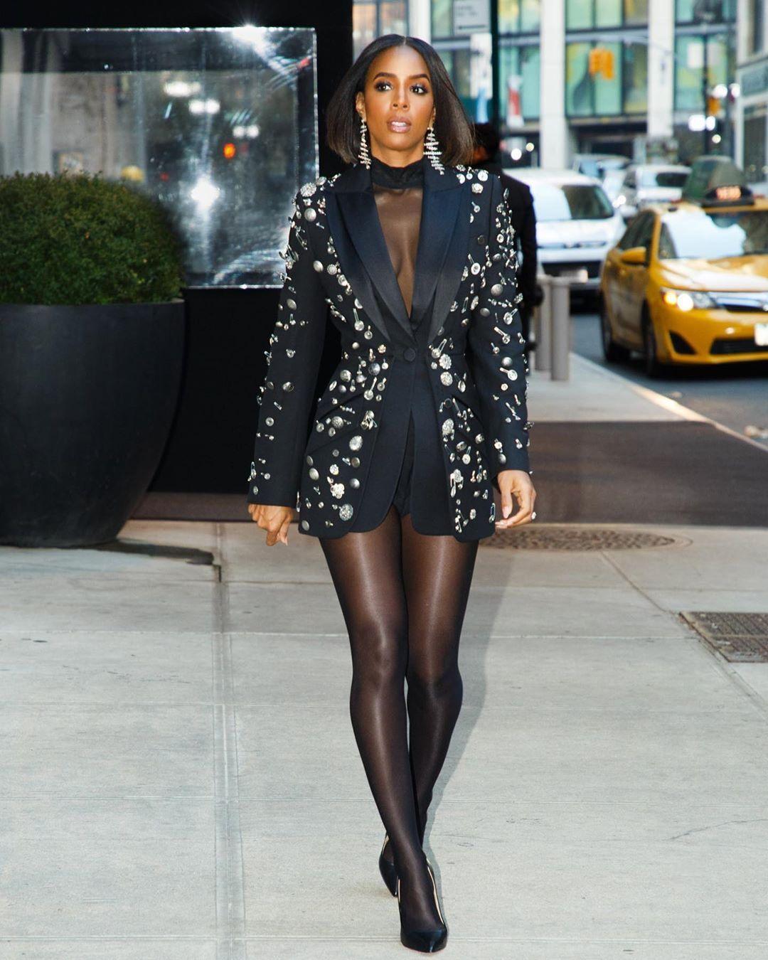 KELENDRIA ROWLAND on Kelly rowland style, Fashion
