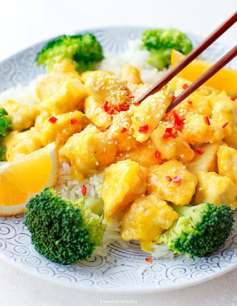 Orange Chicken Food Food Recipies Cooking Recipes