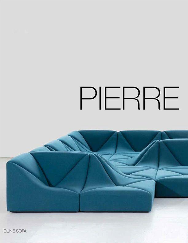 Pierre Paulin | Furniture design | Pinterest | Interiors, Modular ...