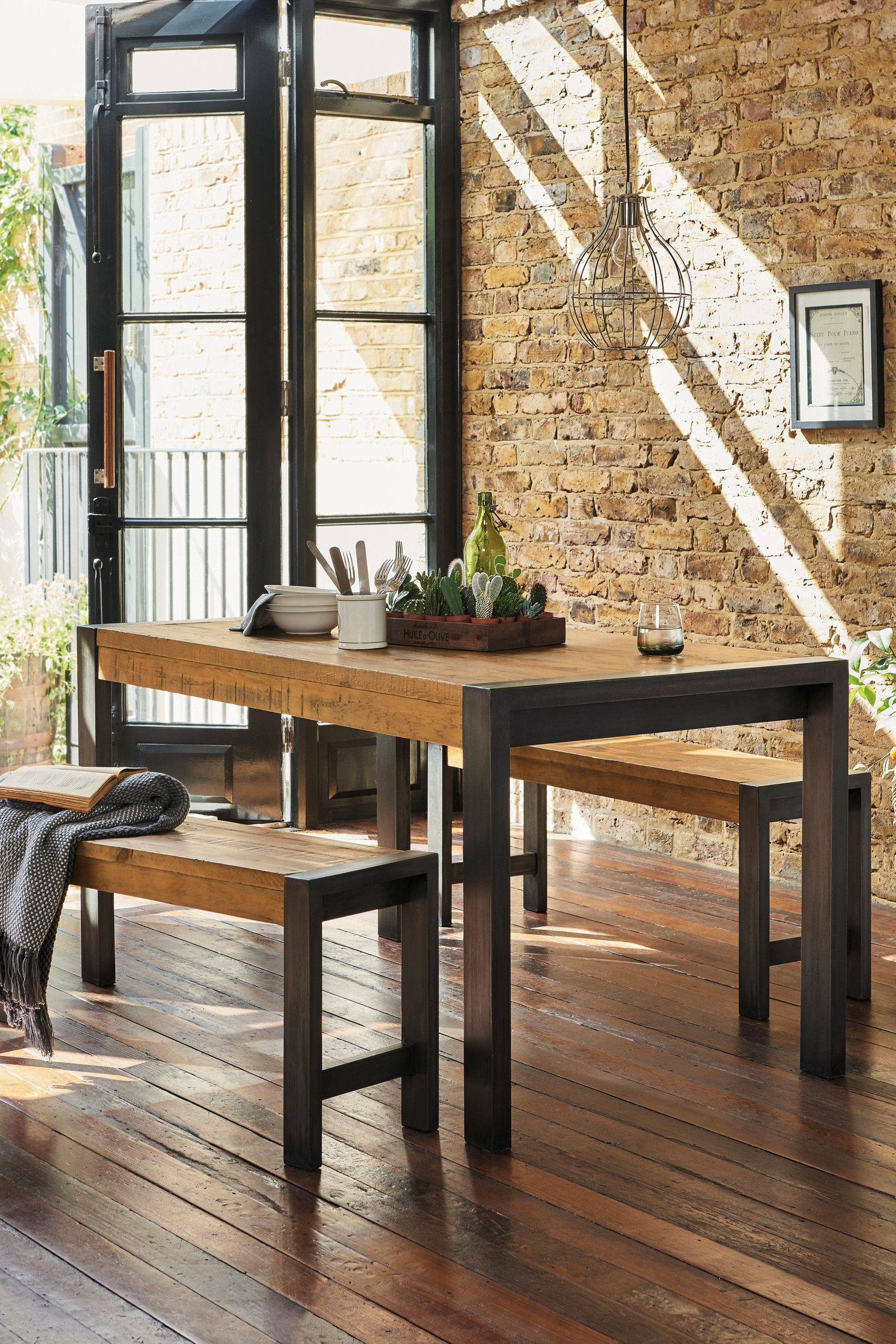 Next Hudson Fixed Dining Table