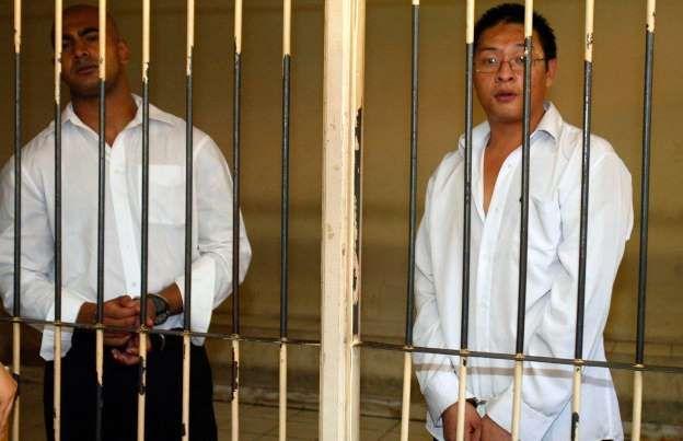 G.H.: Indonésia vai executar dois australianos de uma qu...