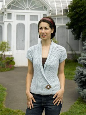 Similar to Cooke Cardigan and I have the pattern!