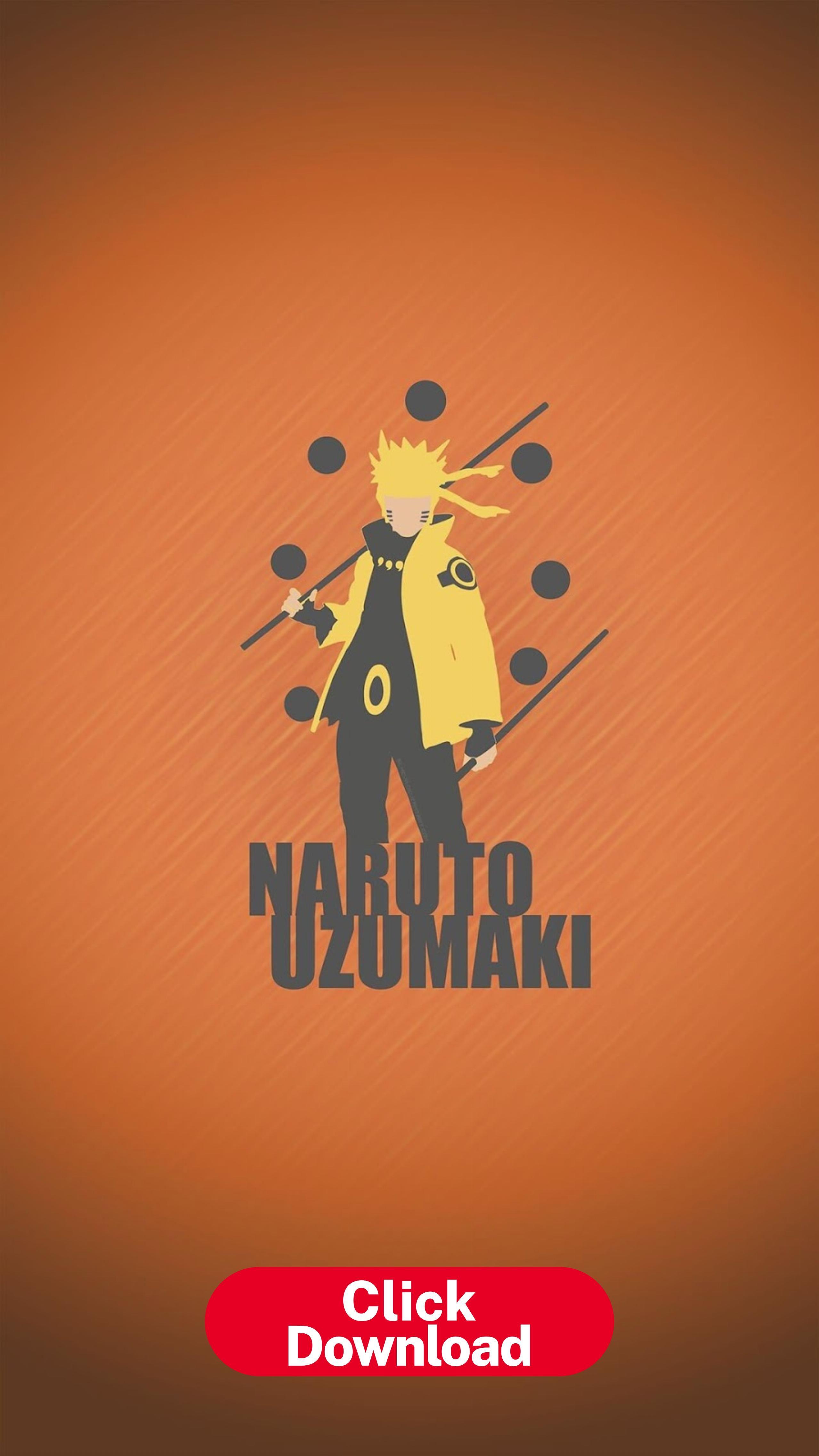 Naruto Minimal Wallpaper 4k Naruto Uzumaki Naruto Naruto Shippuden Anime