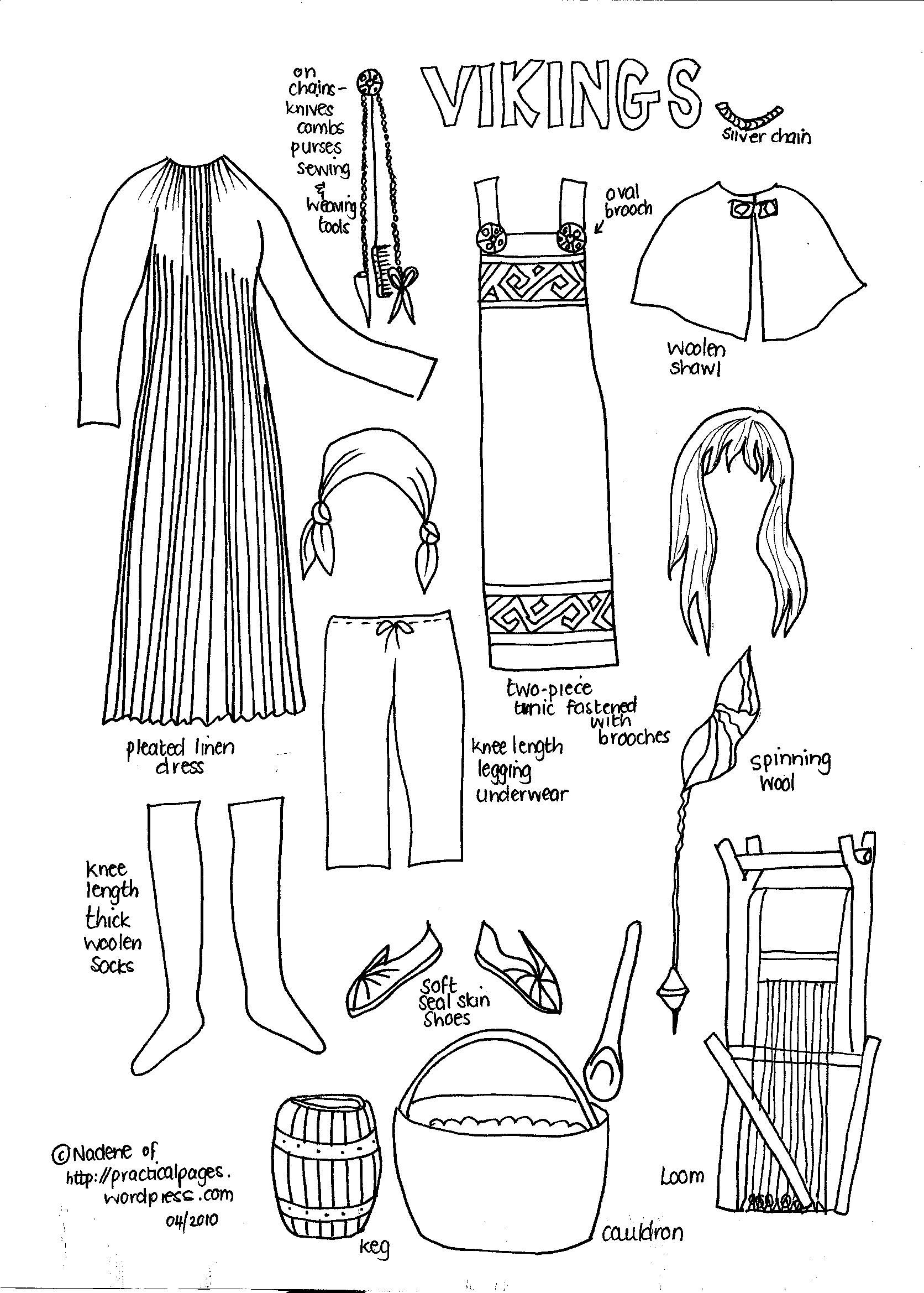 viking clothes | Vikings and Celts | Pinterest | Vikings and Middle