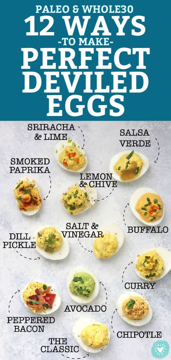My Guide to Perfect Deviled Eggs (Paleo Approved!) • One Lovely Life