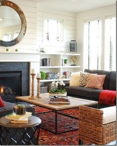 Eclectic Living Room Decor Yellow Chairs For Modern Industrial Bohemian Global Google Search
