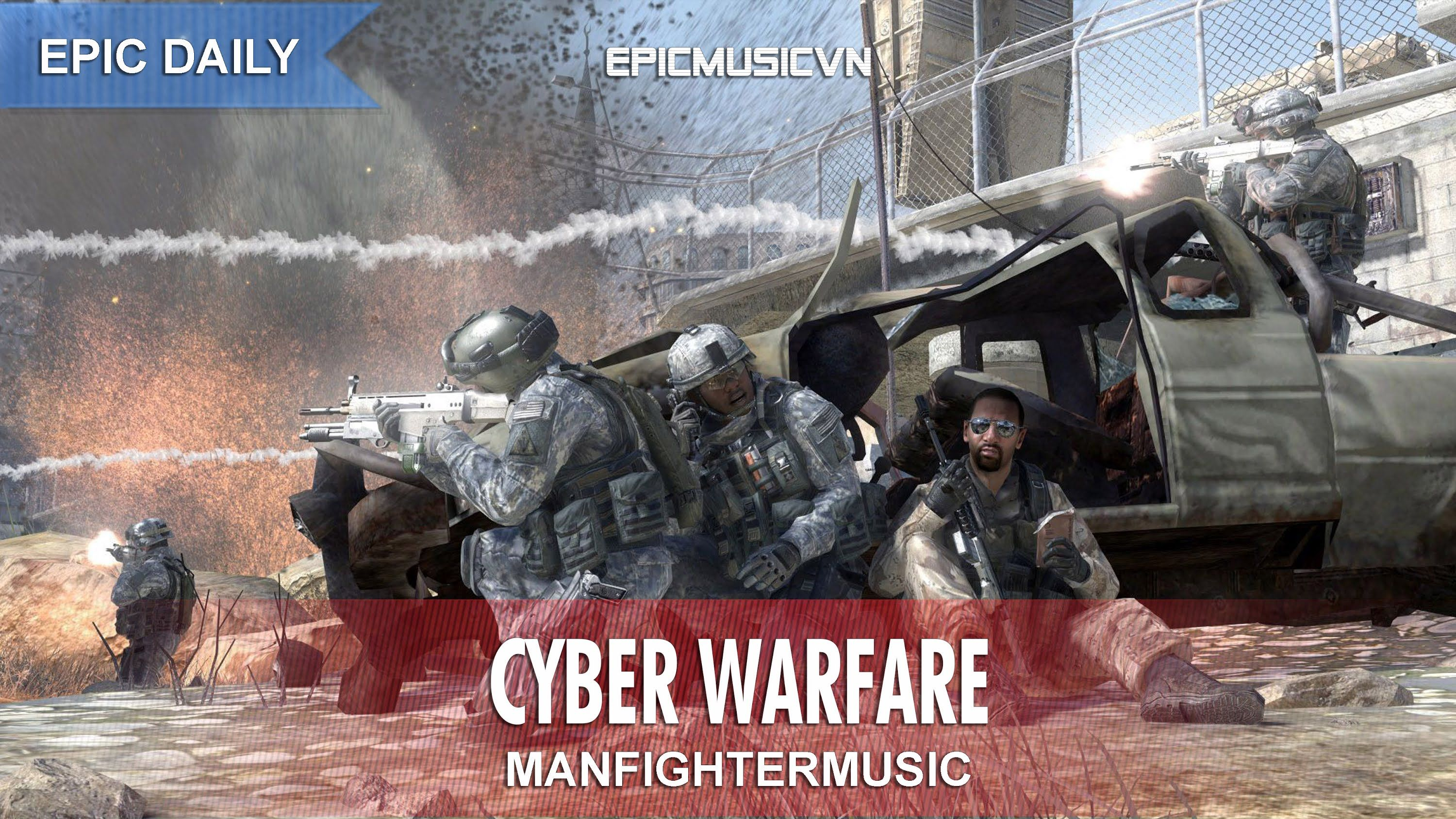Epic Daily] MFM (ManFighterMusic) - Cyber Warfare (Post-Apocalyptic