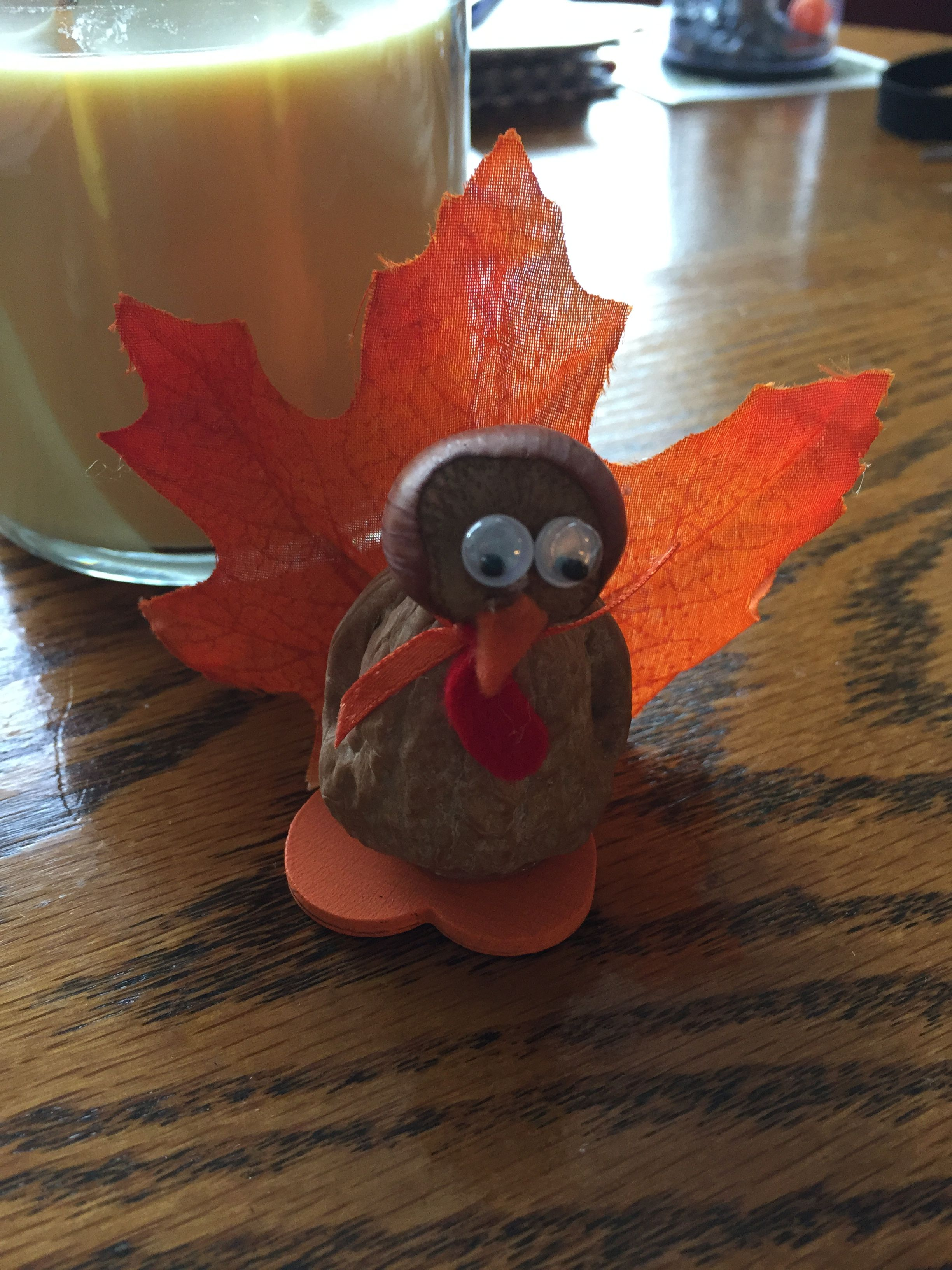 Little turkey | Christmas ornaments, Holiday decor, Holiday