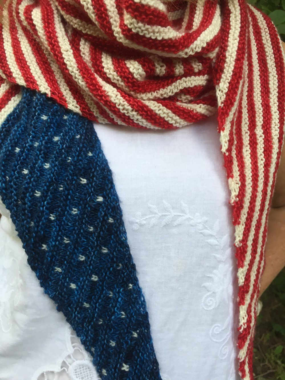 Protest is Patriotic Shawlette! Pattern here! | ➰➰Crochet/Knit ...