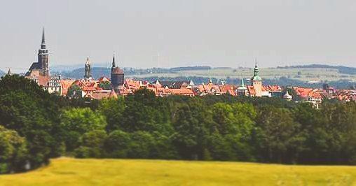 Bautzen Turm Bautzen Turm Stadt