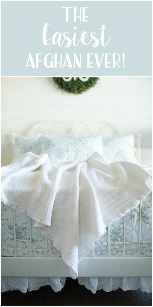 The Easiest Afghan Ever   Share Your Craft   Pinterest   Tejido