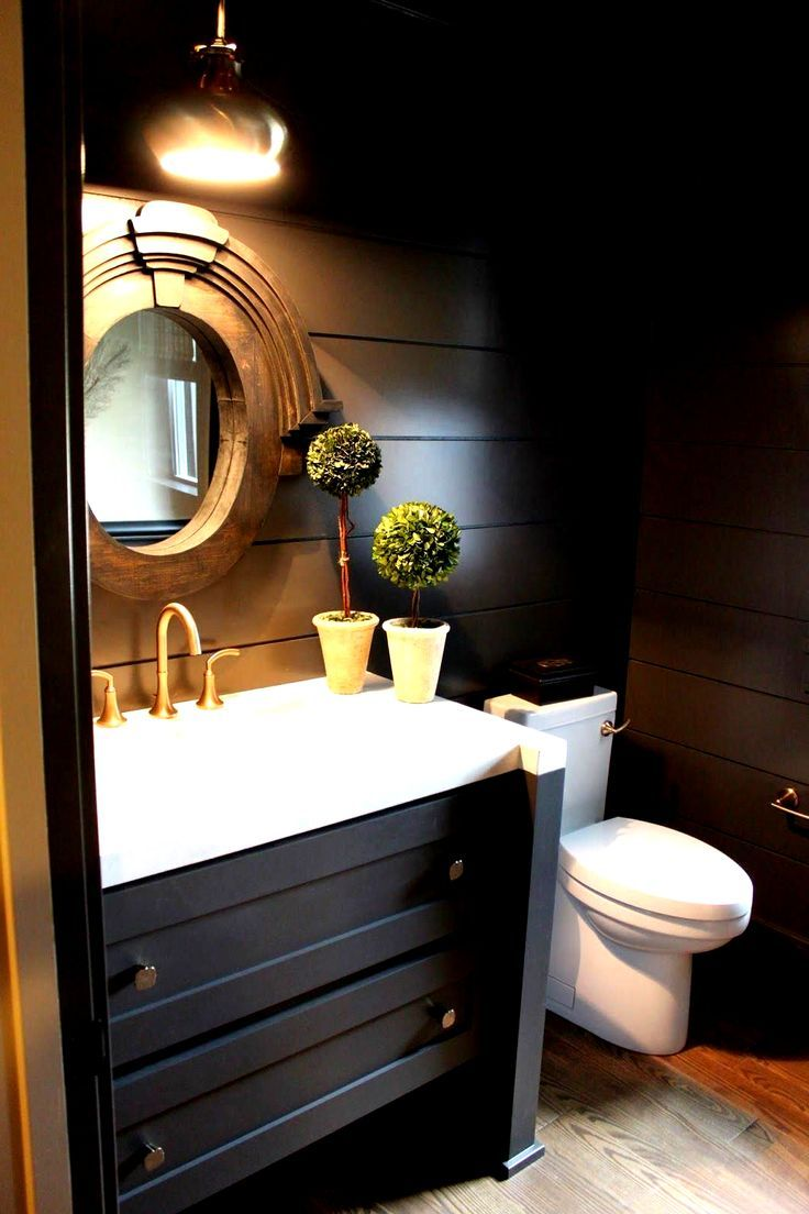 Half Bathroom Ideas - From modern to rustic, uncover the ...