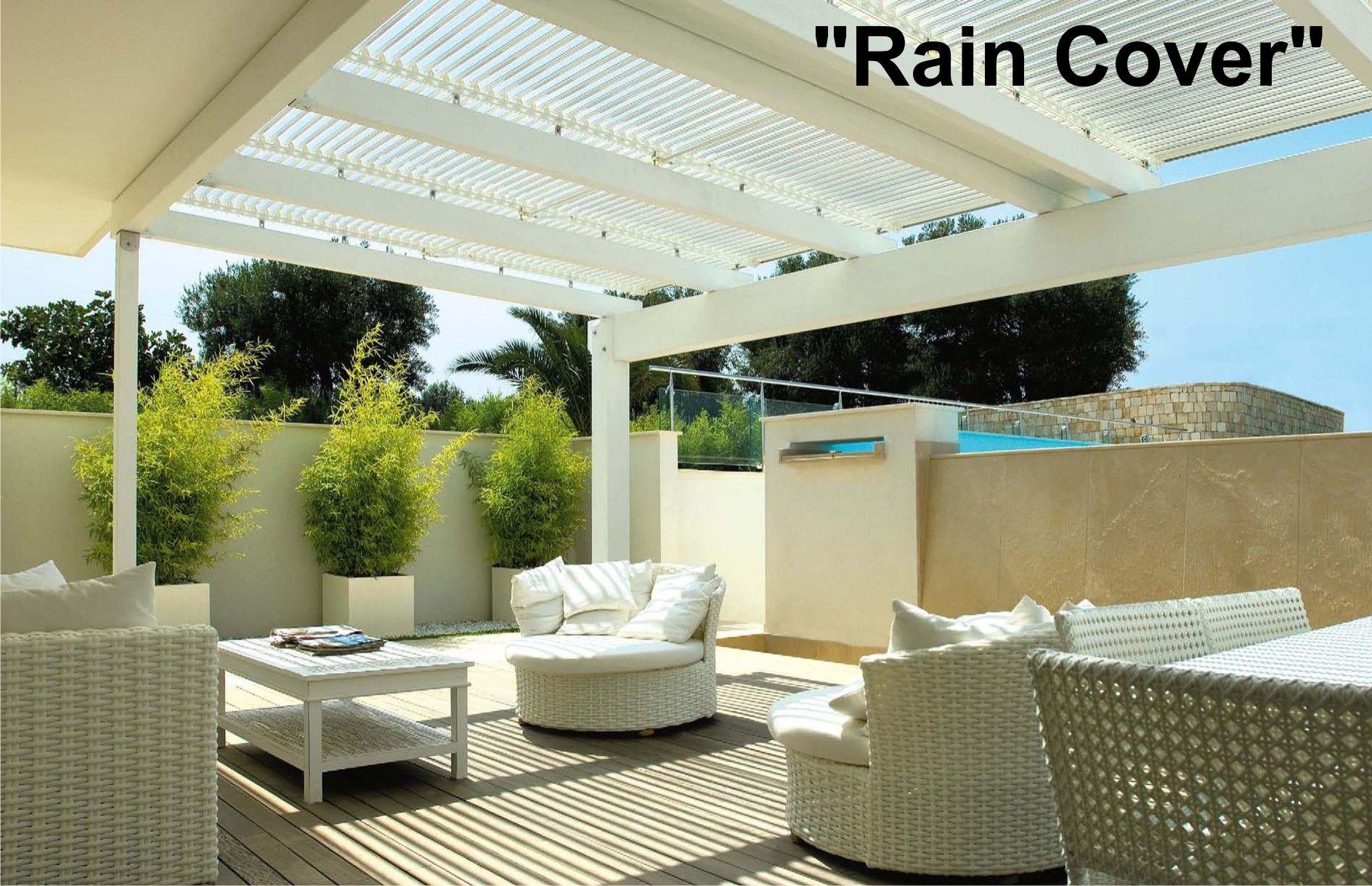 Terase Rain Cover Piso