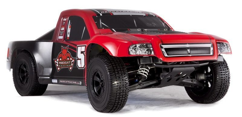 Redcat Racing Aftershock 8E Desert Truck 1/8 Scale Brushless Electric (With 2.4GHz Remote Control)