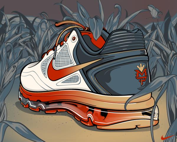 Nike X Pumped Up Kicks by Vincent Rhafael Aseo, via Behance
