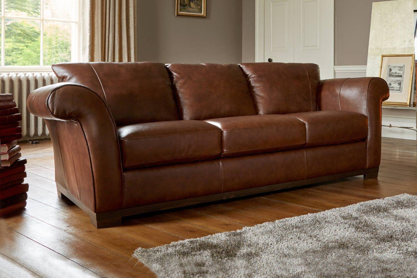 Carmelo Sofology 899 Leather Sofa Home Sofas