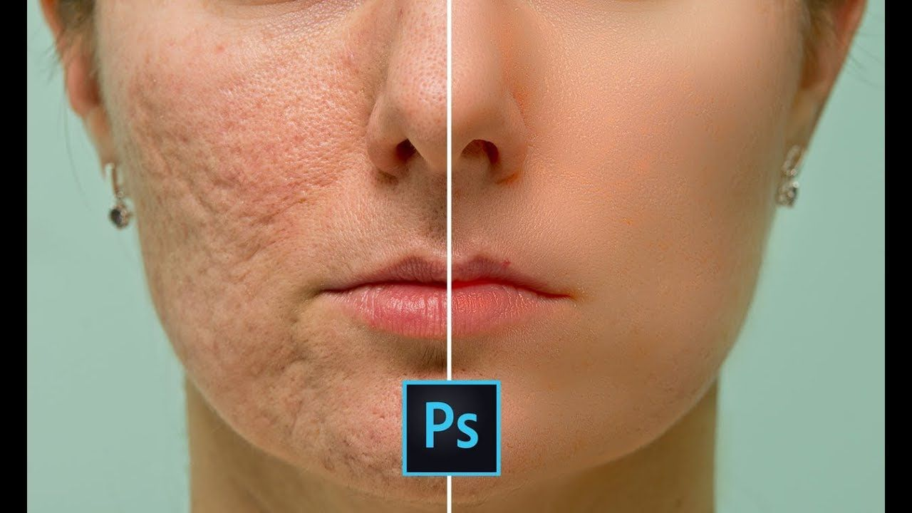 Tutorials How to Retouching Skin Smooth and