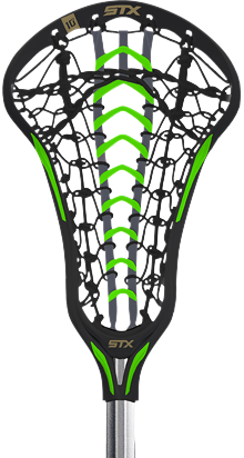 Stx Crux 500 A Sharp Shooting Head For Advanced Attackers Love The Colors Lacrosse Sticks Womens Lacrosse Lacrosse