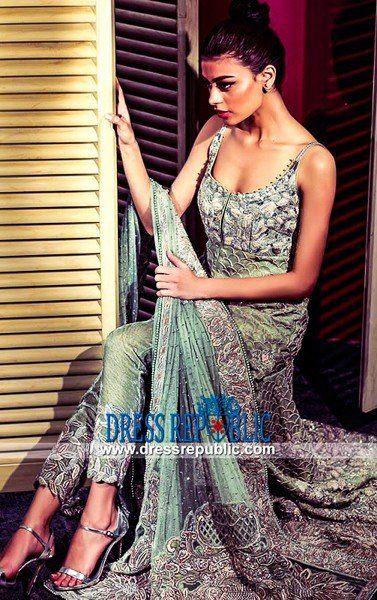 Bridal Lehenga Online Collection 2015 by Tena Durrani