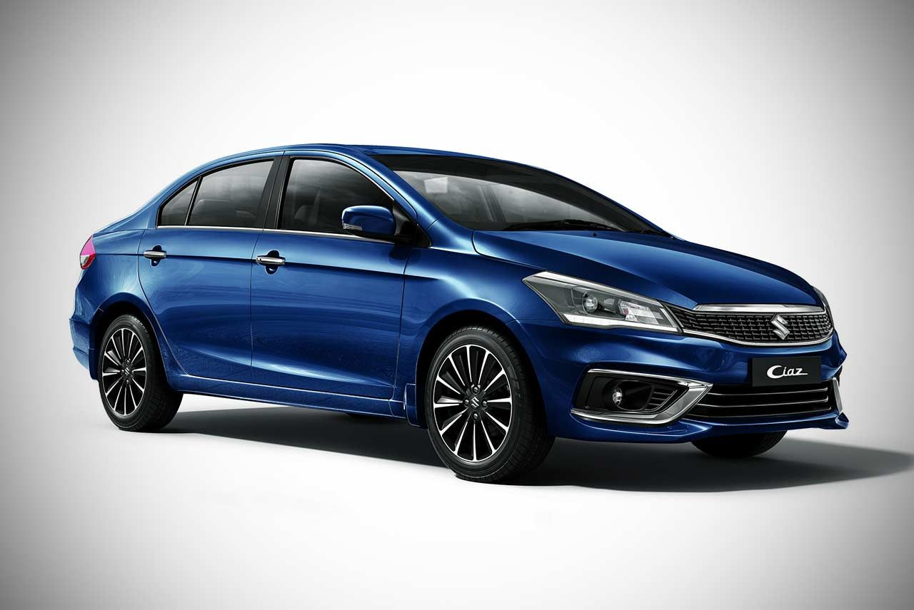 The New Maruti Suzuki Ciaz Has Been Launched In India The New Ciaz Facelift Model Is Available At A Starting Price Suzuki Product Launch Motorcycle Wallpaper