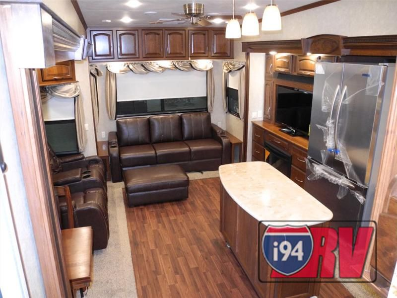 2014 Palomino Columbus Fifth Wheel Interior Rvs For Sale