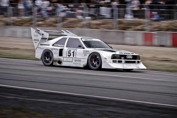 Image result for audi time attack quattro