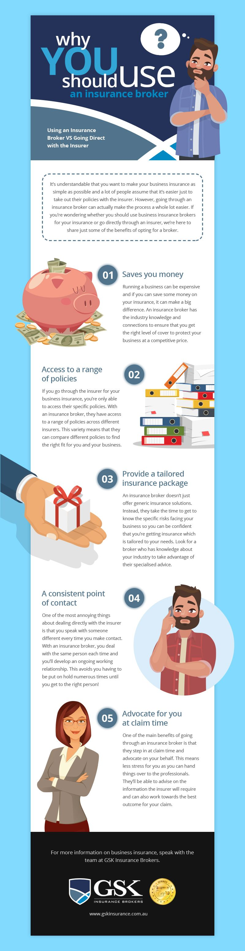 Why You Should Use An Insurance Broker? # ...