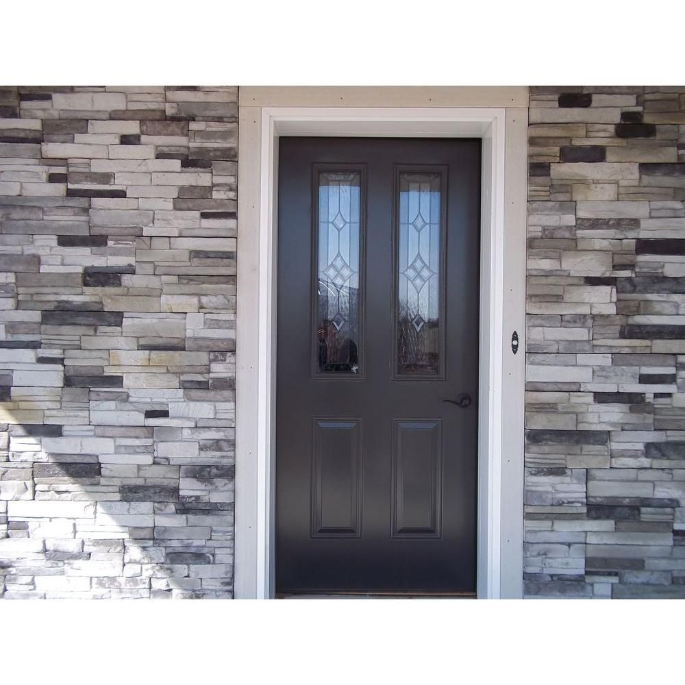 Pin By John Bell On House Stone Siding In 2020 Stone Panels Exterior Stone Siding Exterior Brick Exterior House