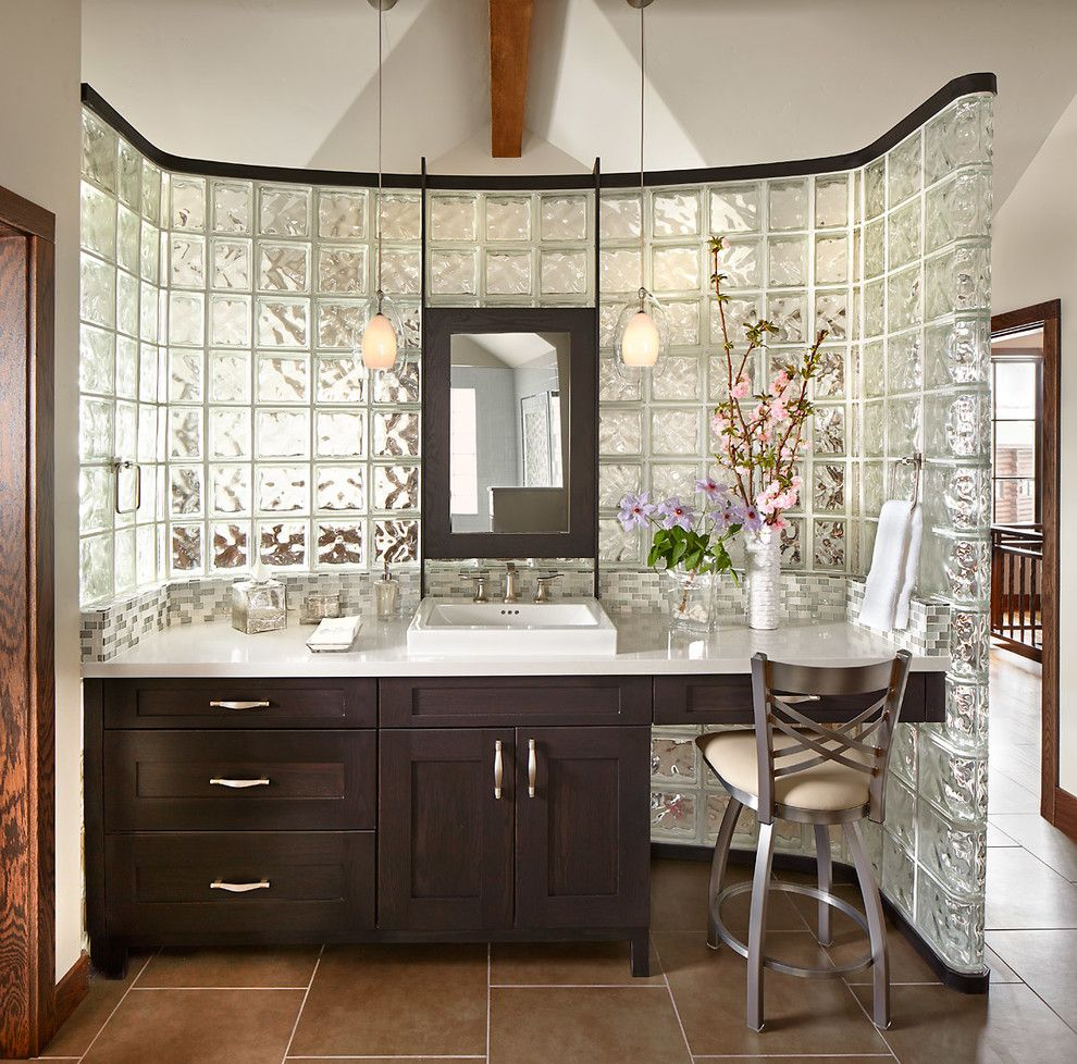 Betterdecoratingbible: Obsessed With Glass: How Interior Designer's Are Using