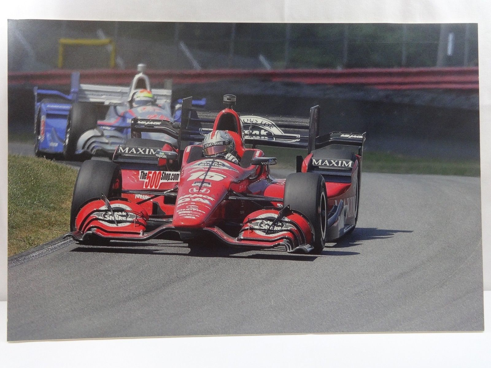 Graham Rahal & Marco Andretti Photo Print 16\