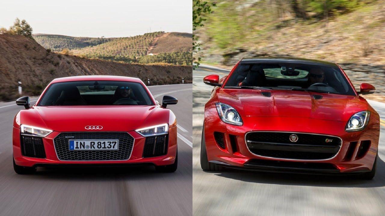 2016 Audi R8 vs 2016 Jaguar F-Type //youtube.com ... Cheetah Audi R on aston martin cheetah, audi tt cheetah, beiber cheetah,