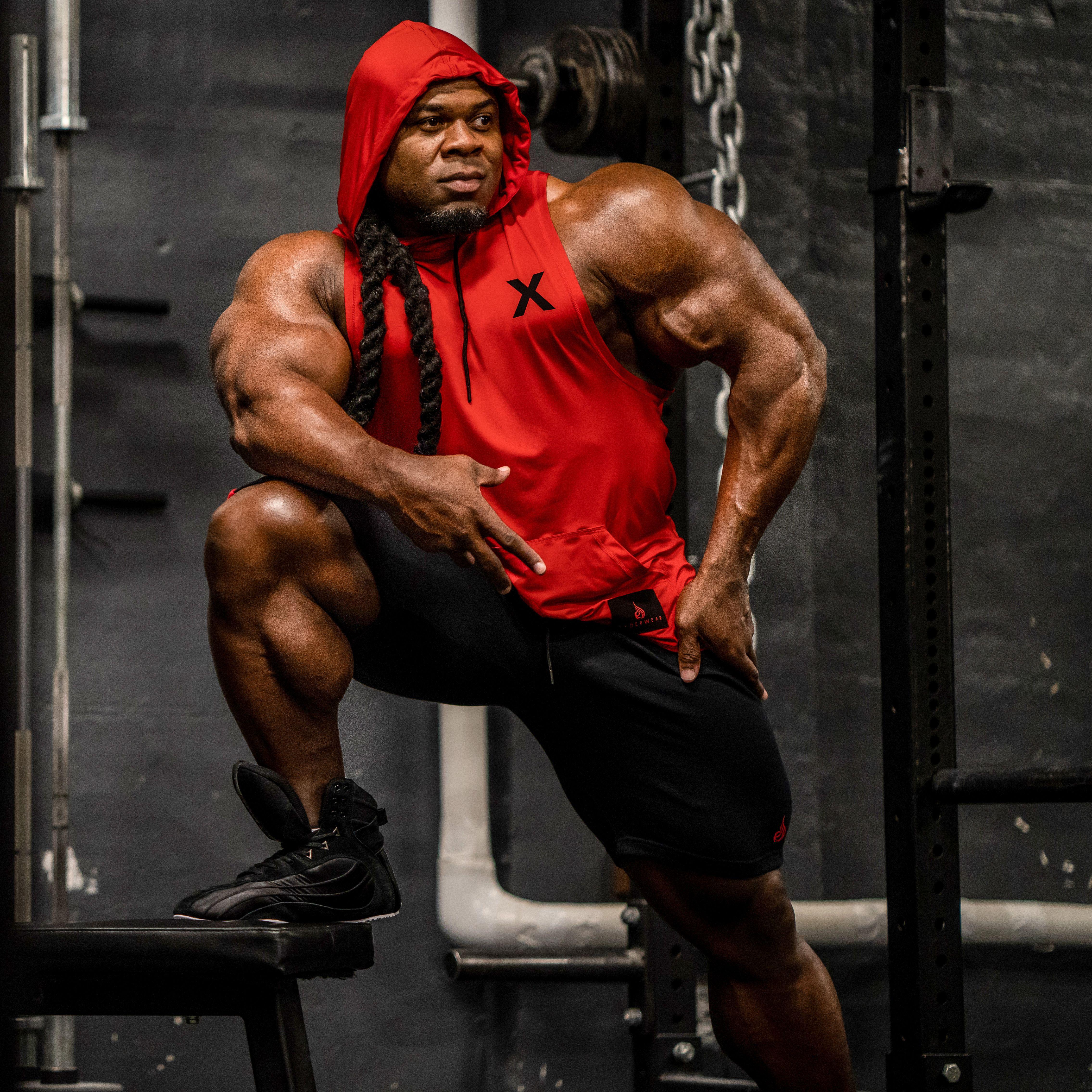 ARNOLD SCHWARZENEGGER POSTER Conquer Pumping Iron Bodybuilding Gym Weights A3 A4