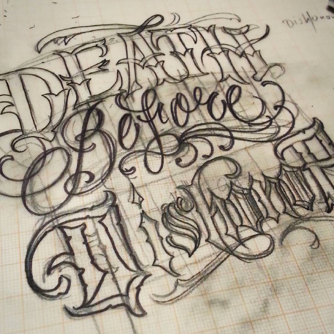 Pin By Daniel Rodriguez On Drawings Graffiti Lettering Chicano Lettering Tattoo Lettering Styles