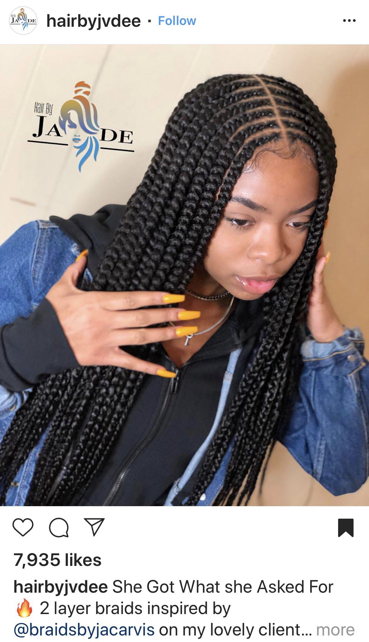 Pin By Jaidaa Jaidaaa On Braids Girls Hairstyles Braids