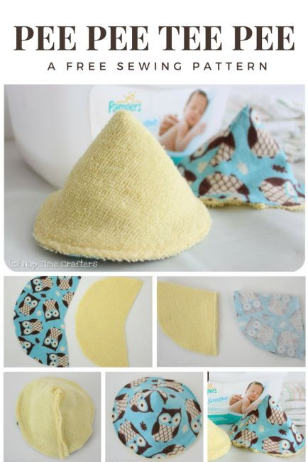 Pee Pee TeePee Pattern: Sew Something Special with Peekaboo Pages