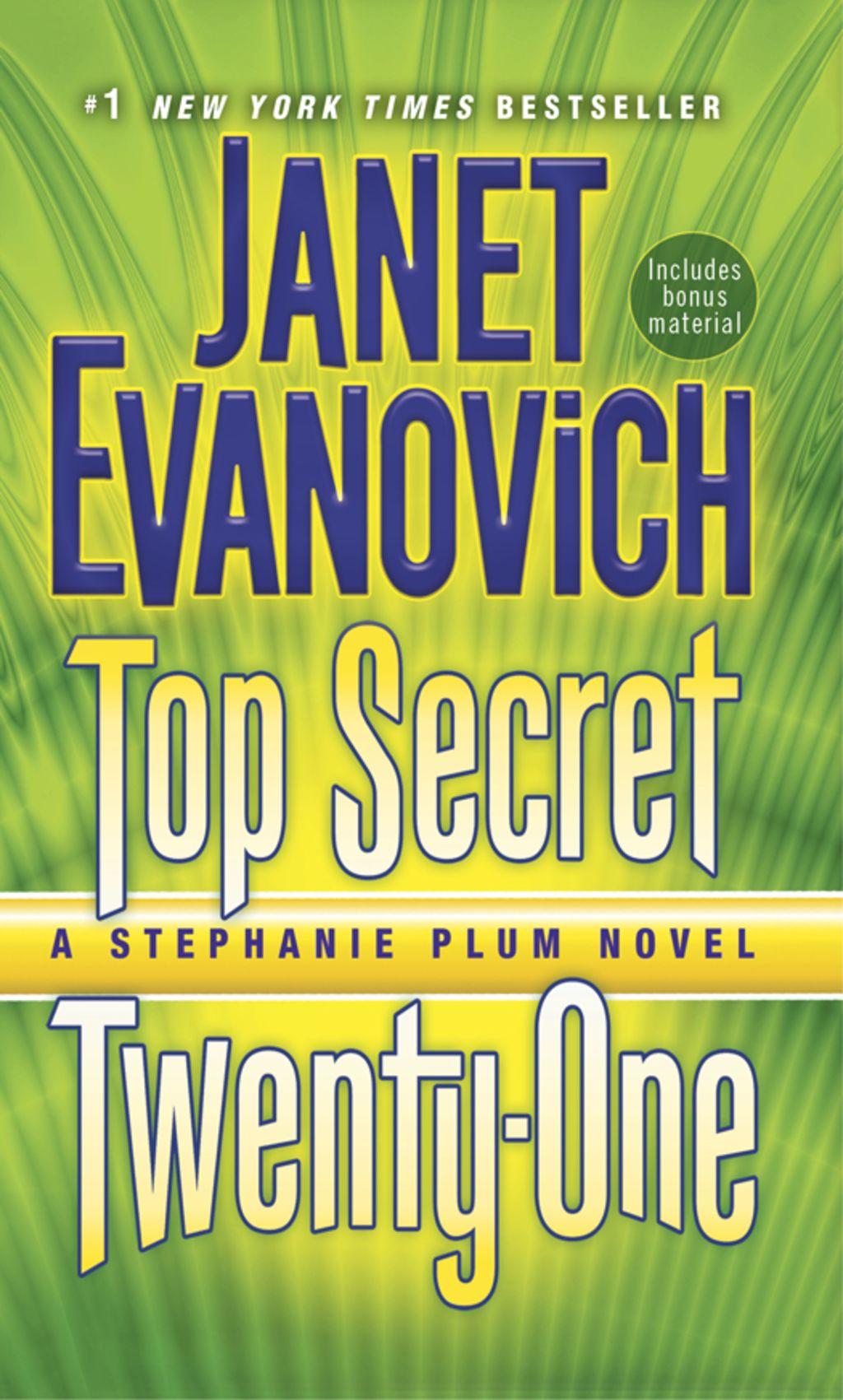 Top Secret TwentyOne (eBook) evanovich