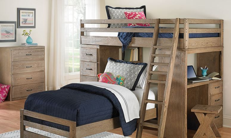 Pin By Cecilia Cheeks On Kids Rooms Loft Bunk Beds Bunk