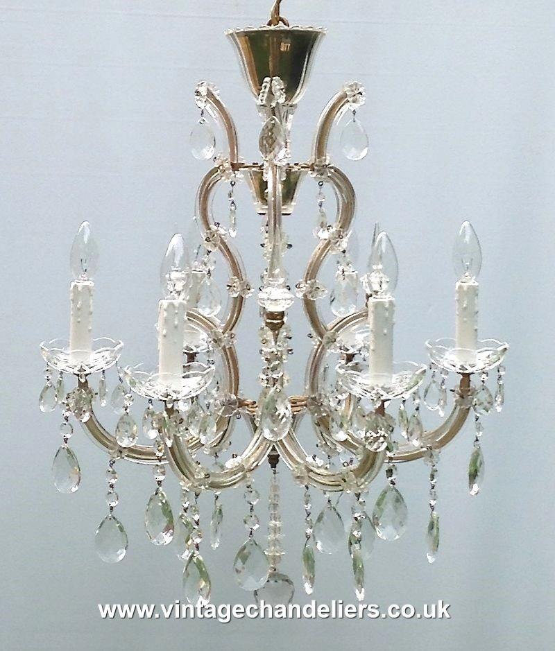 #chandeliers #honeyb #vintagechandelier #antiquechandelier #eclectic #chandelier #marietherese #antique#vintage#lighting#pendantlighting#chandeliers#glasslighting