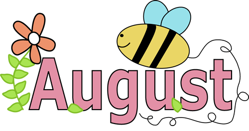 United States Most Popular Wedding Months August Month August Pictures August Clipart