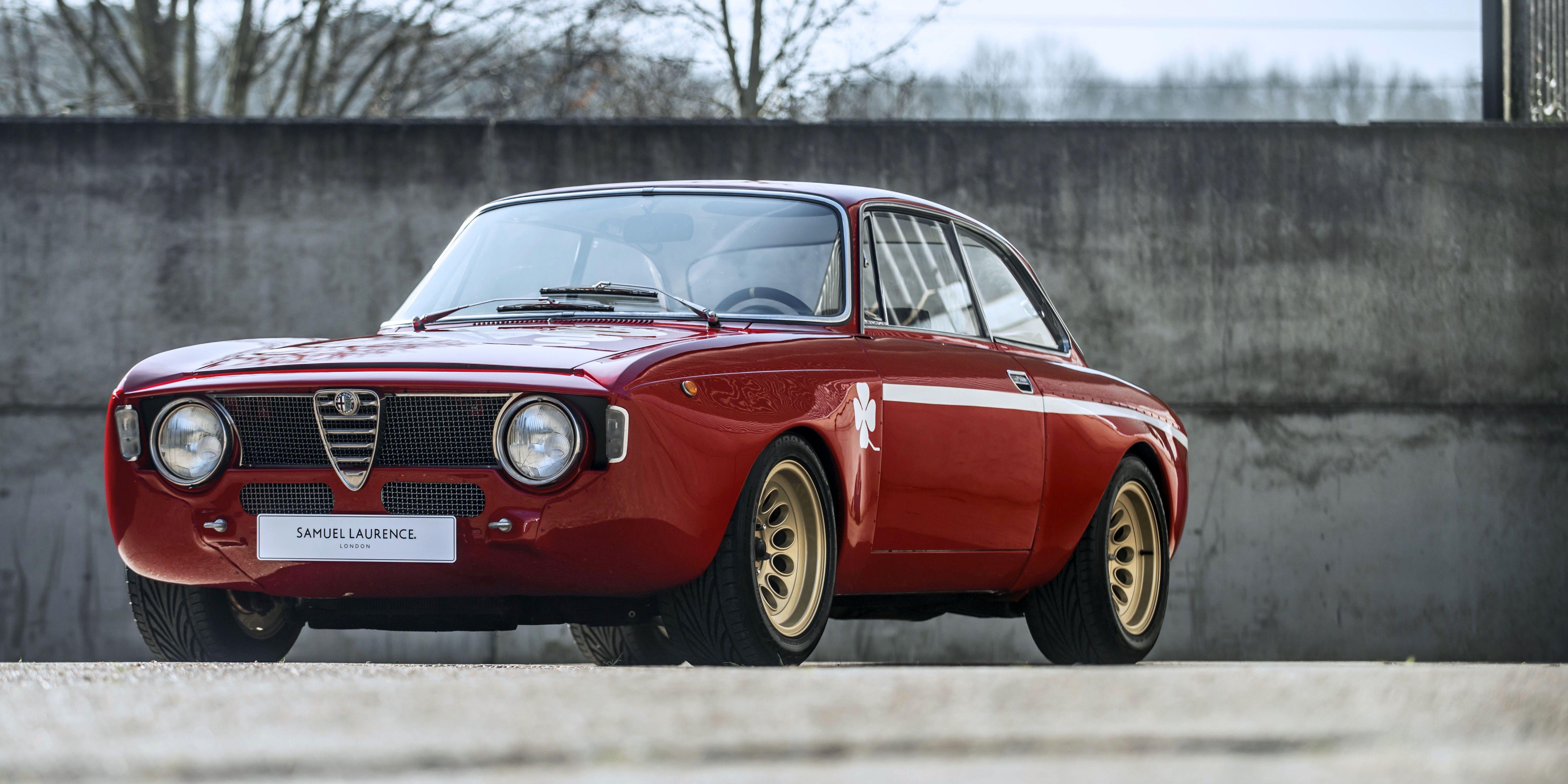 f77e69c67ba 1970 Alfa Romeo 1300 GT Junior - GTA.