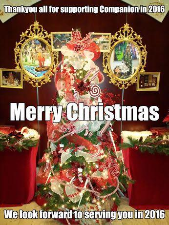 merry christmas from companion whole foods welcome to companion whole foods single origin coffee cacao and panela httpcompanionwholefoodscom - Whole Foods Christmas Hours
