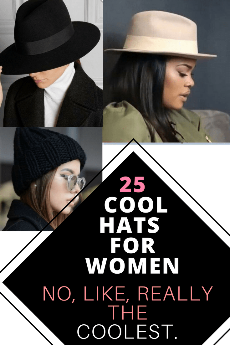 Your ULTIMATE source of COOL HATS online. Shop Women s Hat Styles for the  Fashion Forward now. Find Women s Fedora hats b82c029e4