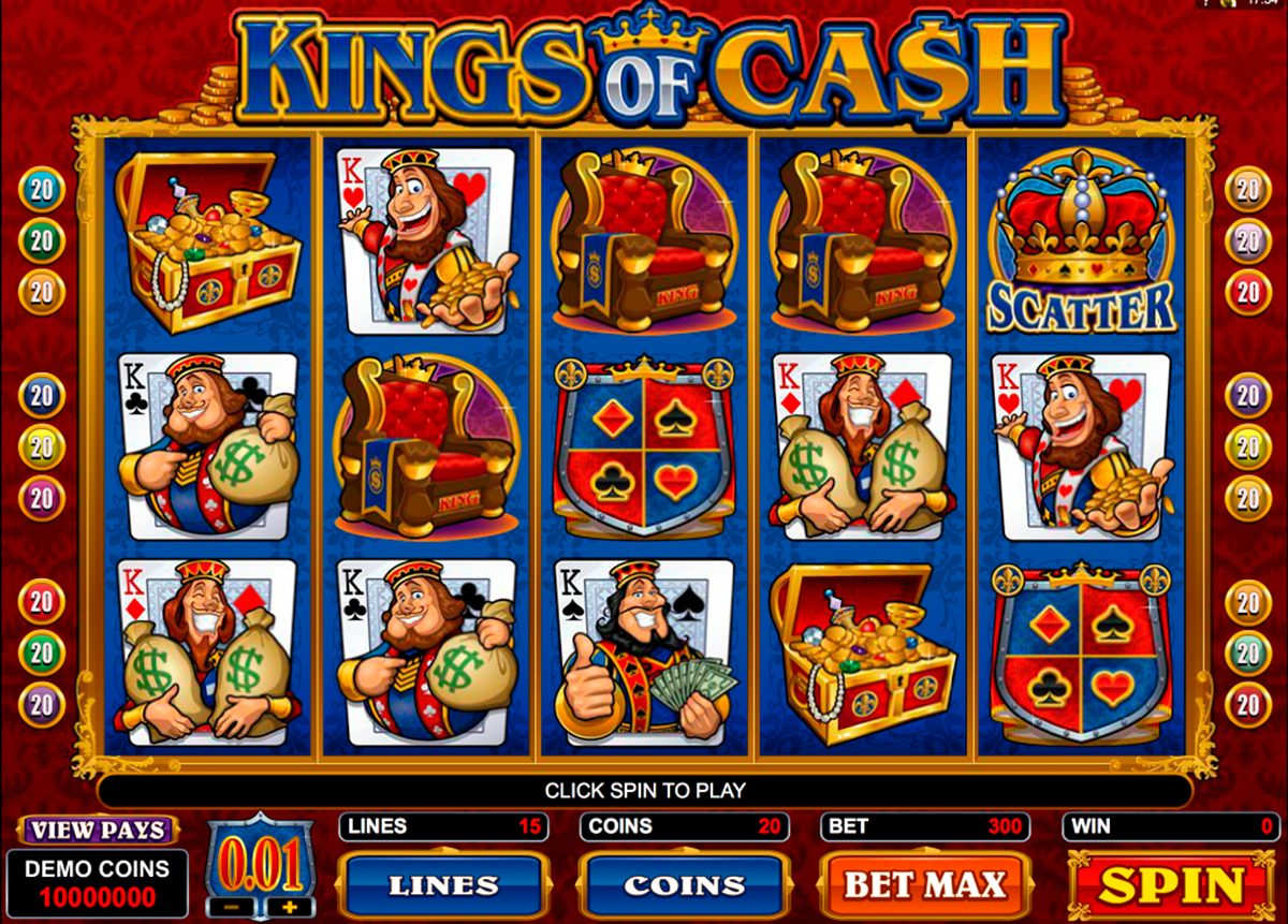 cash games spielautomat