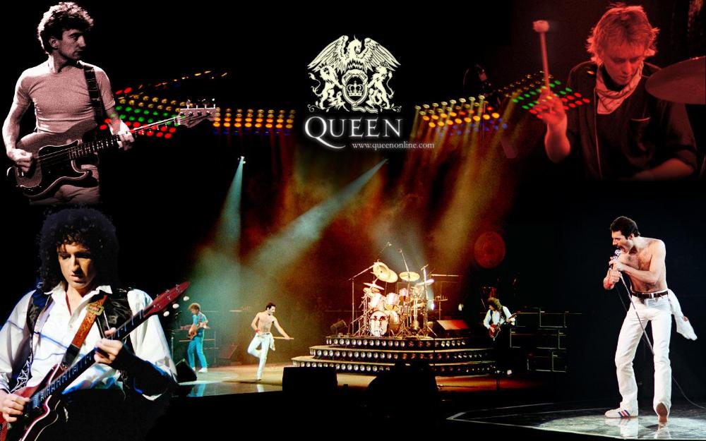 Queen Band Wallpapers Desktop Wallpaper Cave Queens Wallpaper Band Wallpapers Queen Band