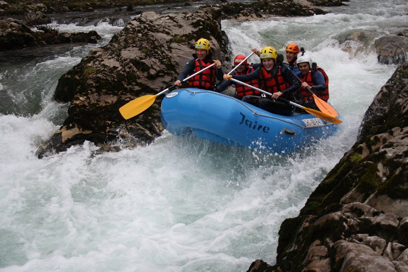Rafting en Asturias 2014, condiciones de los ríos excepcionales!